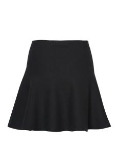 vmfresno short knit skirt noos 10185357 vero moda rok black
