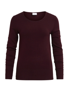 Vila Trui VIHELENA L/S DETAIL KNIT TOP/GV 14043059 Fig