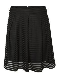 Vero Moda Rok VMWULA NW SHORT SKIRT 10188731 Black
