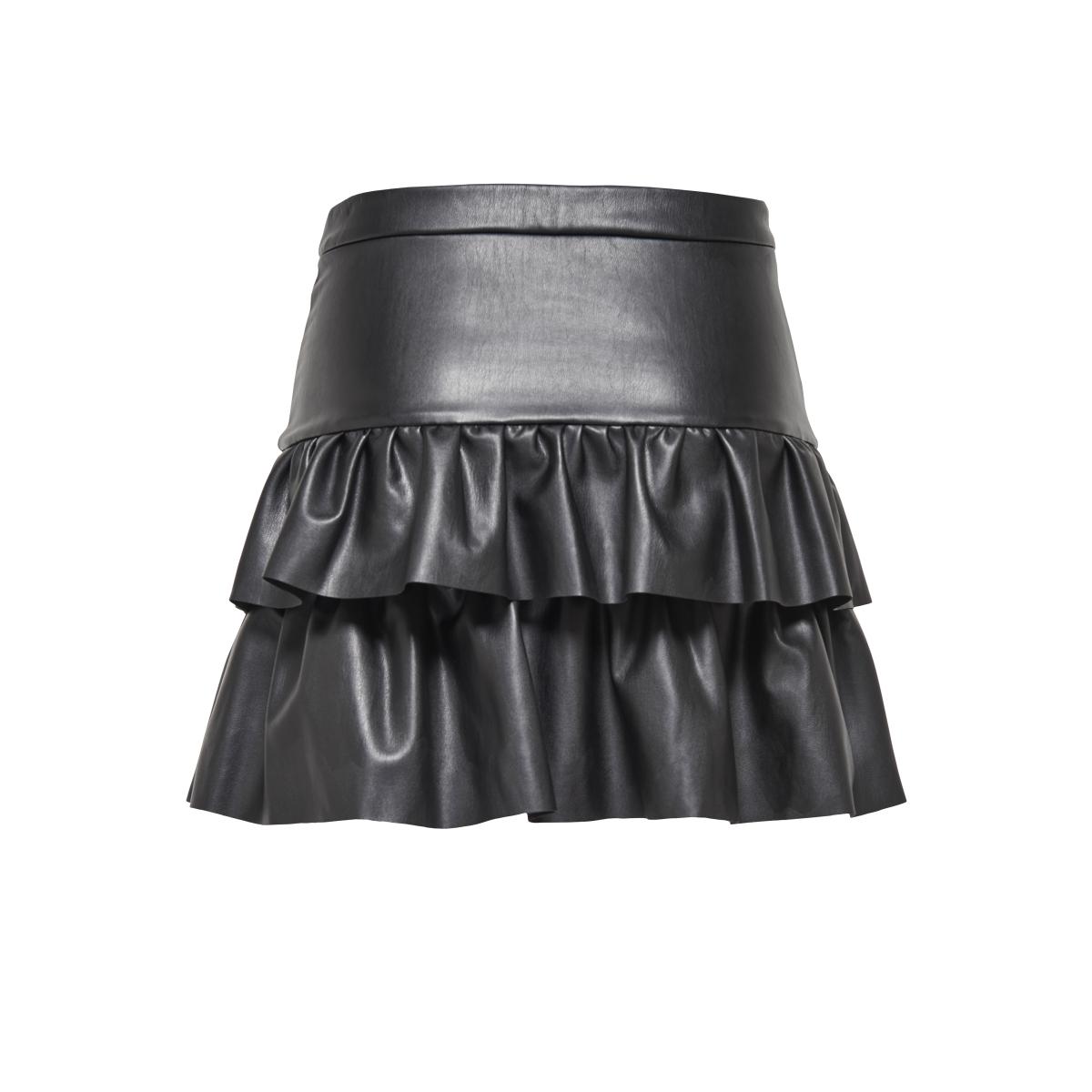jdypunk skirt jrs 15140937 jacqueline de yong rok black