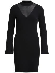 Vila Jurk VIKIMMA L/S KNIT DRESS 14043667 Black