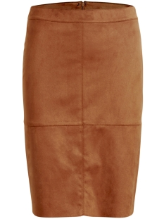 Vila Rok VIBAN PENCIL SKIRT 14044243 Tortoise Shell