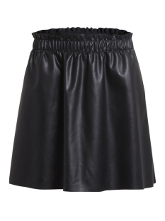Vila Rok VIEMMA FAUX LEATHER SKIRT- NOOS 14044270 Black