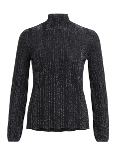 Vila Trui VIMARBEL L/S KNIT TOP 14043705 Black