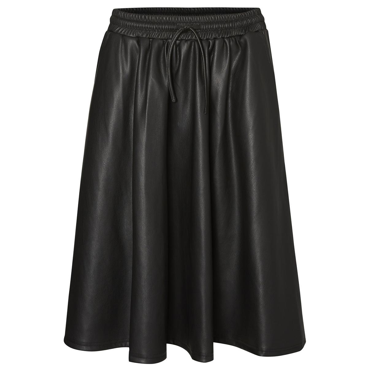 nmmilton hw knee skirt 8b 27000342 noisy may rok black