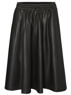 Noisy may Rok NMMILTON HW KNEE SKIRT 8B 27000342 Black
