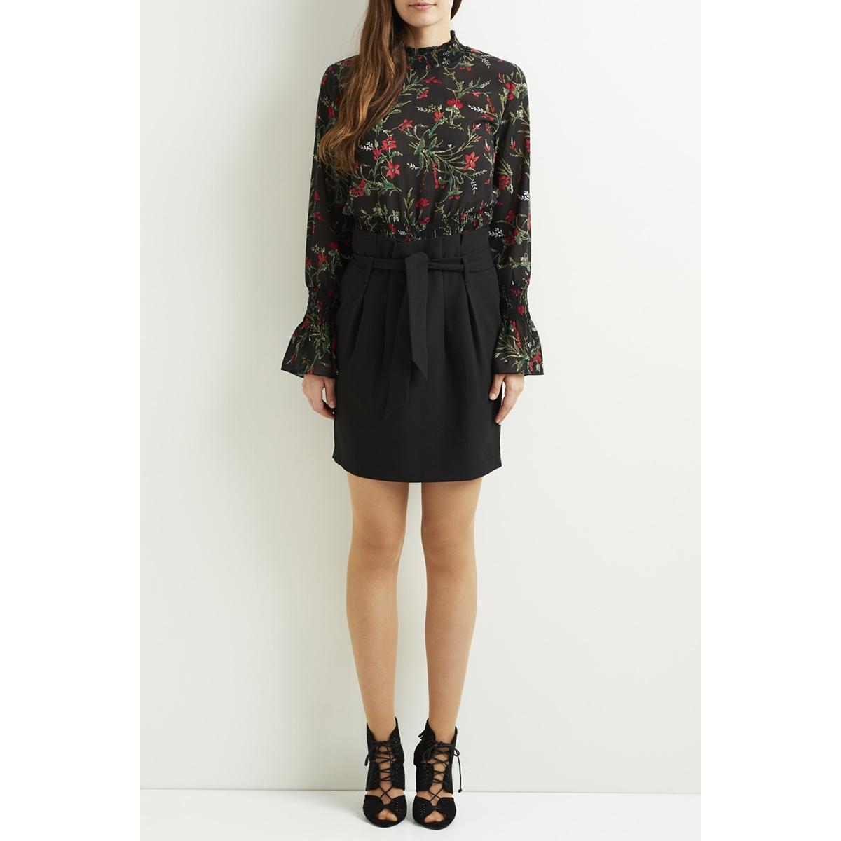objabella mw mini skirt wi a 23026653 object rok black