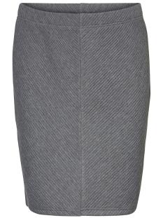 Vero Moda Rok VMMONA NW ABK SKIRT SWT 10190185 Medium Grey Melange