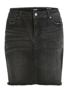 Object Rok OBJSARAH MW SKIRT BLACK OXI139 96 23026359 Dark Grey Denim