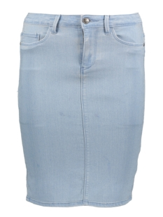 Only Rok onlRAIN DNM PENCIL SKIRT BOX 15150628 Light Blue Denim
