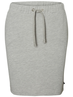 Noisy may Rok NMLUCKY NW PENCIL SKIRT COL 27001043 Light Grey Melange