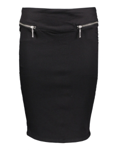 Vero Moda Rok VMHOT GELLER HW PENCIL SKIRT 10193151 Black