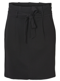 Vero Moda Rok VMEVA HR PAPERBAG SHORT SKIRT 10207654 Black