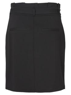 vmeva hr paperbag short skirt 10207654 vero moda rok black