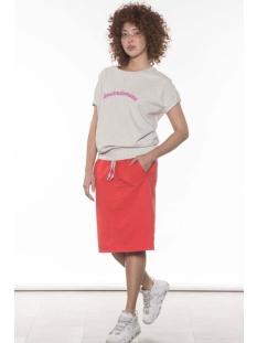 skirt 201008103 10 days rok fluor red