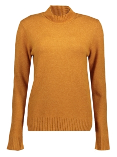 Vila Trui VIRIL L/S TURTLENECK KNIT TOP-FAV 14047551 Cathay Spice/MELANGE