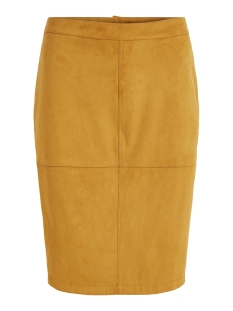 Vila Rok VIPEN FAUX SUEDE SKIRT-FAV NX 14048190 Cathay Spice
