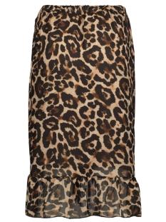 meggie skirt luba rok leopard