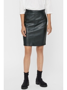 nmpenny pu skirt noos 27001695 noisy may rok jet set