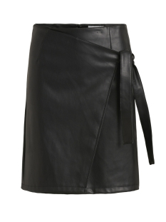 Vila Rok VIPEN WRAP SKIRT 14050721 Black