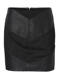 Noisy may Rok NMNAILEY PU SKIRT X 27005170 Black