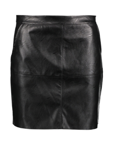 Luba Rok 2128 GRACE PU SKIRT BLACK