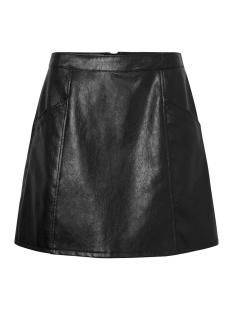 vmmae connery short faux leather sk 10205056 vero moda rok black