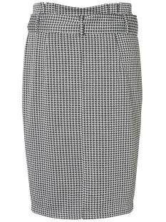 vmforever blk hw pencil skirt ga 10206738 vero moda rok black/black/white