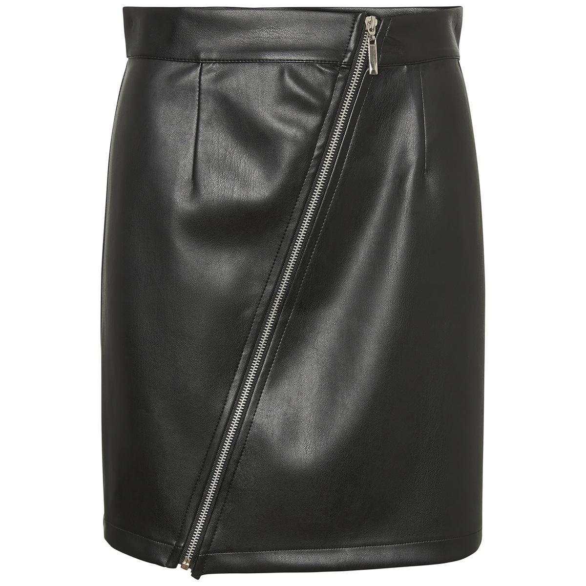nmpenja pu skirt 7 27004343 noisy may rok black
