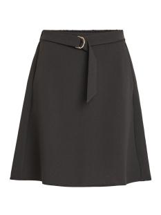 vimicca belt skirt 14050933 vila rok black