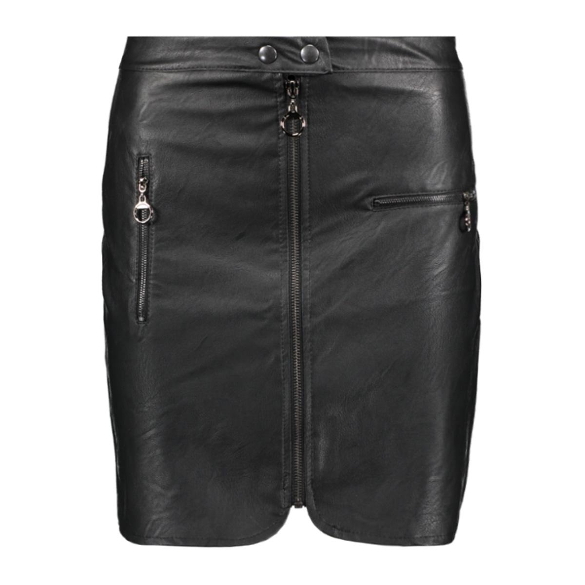 7917  skirt iz naiz rok black