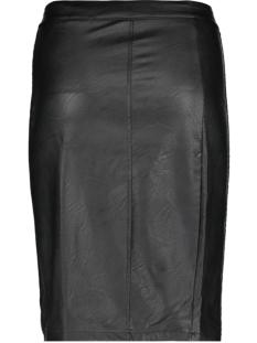 7916 skirt iz naiz rok black