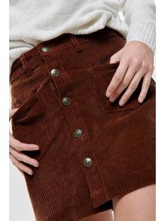 onlamazing hw corduroy skirt pnt 15182080 only rok coffee bean/as swatch