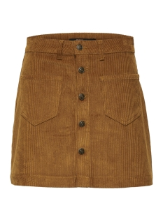 Only Rok onlAMAZING HW CORDUROY SKIRT PNT 15182080 Rustic Brown/AS SWATCH