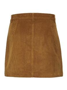 onlamazing hw corduroy skirt pnt 15182080 only rok rustic brown/as swatch
