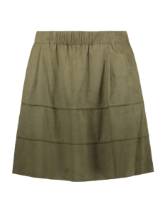 Noisy may Rok NMLAUREN SKIRT COLOR 27003490 Olive Night