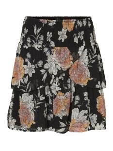 vmmaise short smock skirt fd18 10214869 vero moda rok black/maise