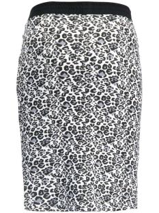s0924 skirt utb leopard aop supermom positie rok black aop
