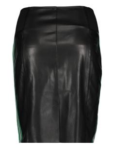 vmband butter hw ak faux leather sk 10209388 vero moda rok black/band holly