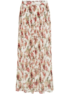 vimitty maxi skirt/za 14051154 vila rok cloud dancer/flower