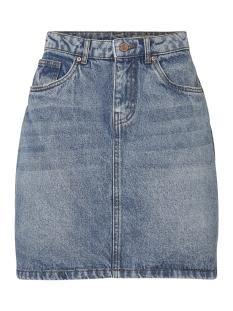 vmkathy hr short denim skirt boo ci 10208040 vero moda rok light blue denim