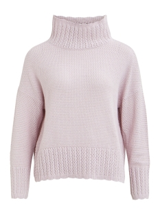 Vila Trui VIMOE KNIT VOLUME L/S TOP 14050307 Lilac Snow