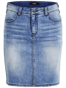 Object Rok OBJWIN NEW DENIM SKIRT NOOS 23028503 Medium Blue Denim