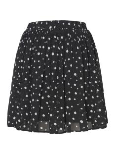 pcsammy mw skirt 17095560 pieces rok black/ground col