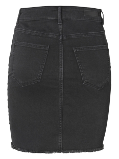 pcaia mw dnm skirt bl613-vi noos 17094853 pieces rok black denim