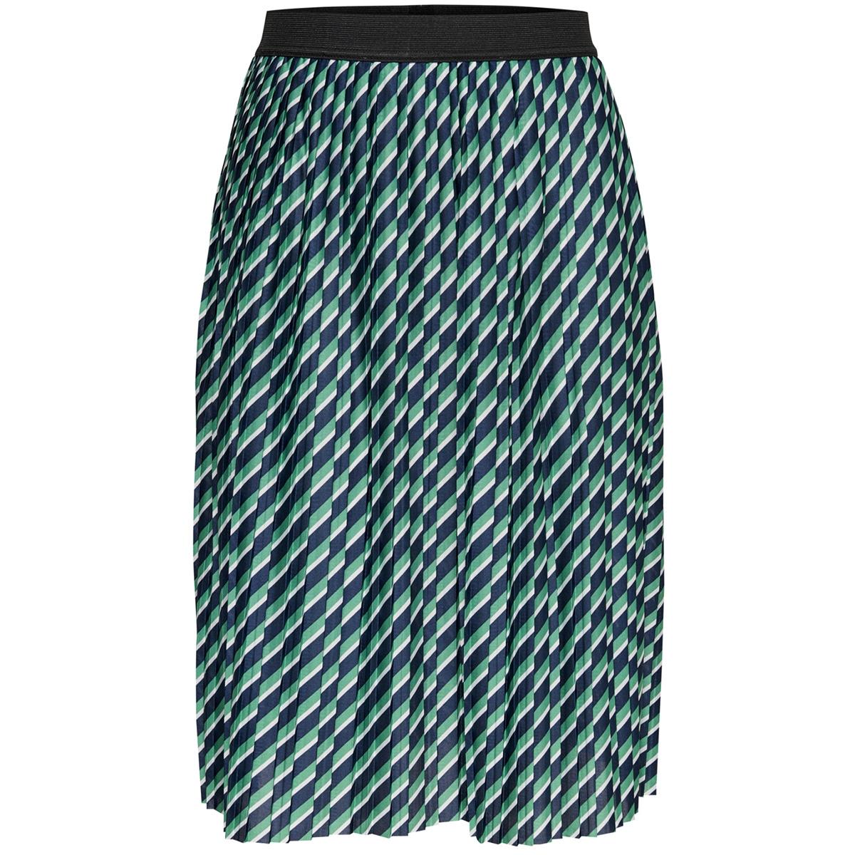 onldisco skirt jrs 15177343 only rok night sky/simply green