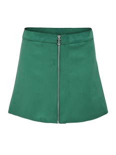Only Rok ONLNEW EA FAUX SUEDE BONDED SKIRT O 15171351 Cadmium Green