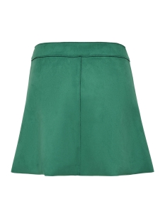 onlnew ea faux suede bonded skirt o 15171351 only rok cadmium green