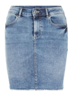 Pieces Rok PCAIA MW DNM SKIRT LB111-VI/NOOS 17094854 Light Blue Denim