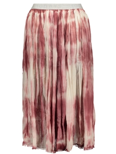 10 Days Rok SKIRT TIE DYE 20 105 9101 DARK ROSE